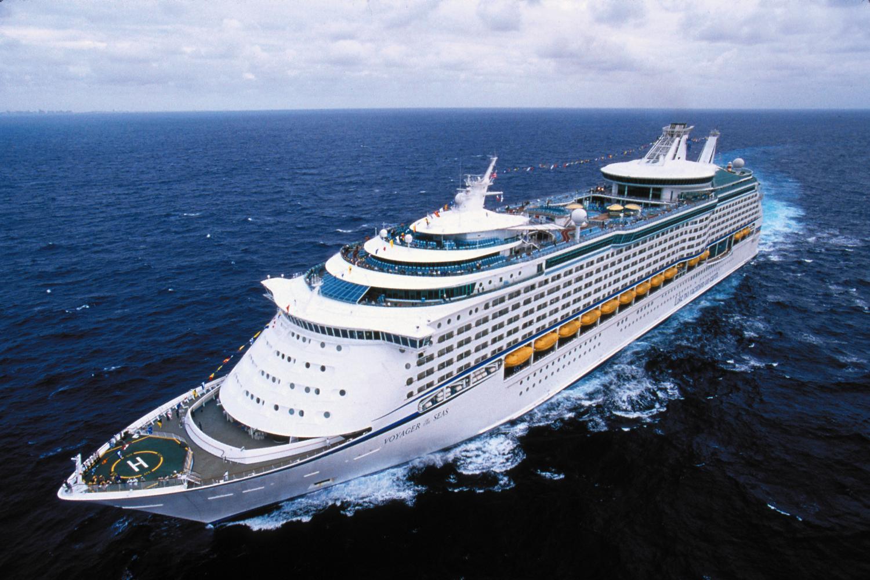 ROYAL CARIBBEAN VISION OF THE SEAS