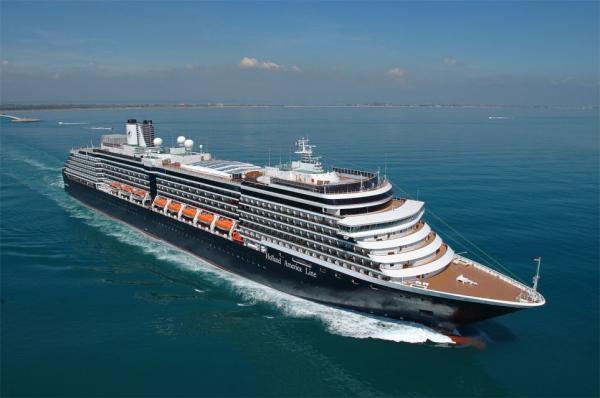 Holland America Line Ms Prinsendam